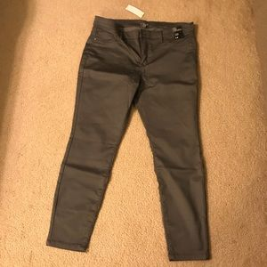 Grey NY&Co Crosby pants NWT